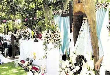 Desde hace 14 años el sitio es visitado por los devotos católicos de la Virgen