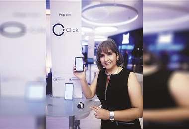 Liuba Sarmiento es la vicepresidenta de Operaciones de Salamanca Solutions International desde junio de 2013. Ingeniera de Sistemas de profesión, tiene amplia experiencia en el desarrollo de software de alta disponibilidad aplicado para negocios de telecomunicaciones y finanzas. . Foto: MAURICIO VASQUEZ