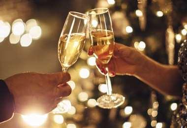 Imagen referencial de Año Nuevo