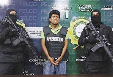Además de este último aprehendido, la Policía de Oruro procesa a cinco inte- grantes de la red de trata