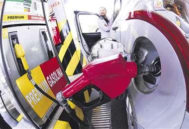 Con la producción de etanol prevé un ahorro en la compra de gasolina . Foto: Los Tiempos