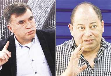 Según la denuncia, Quintana ofrecía protección en Beni; Romero en Santa Cruz