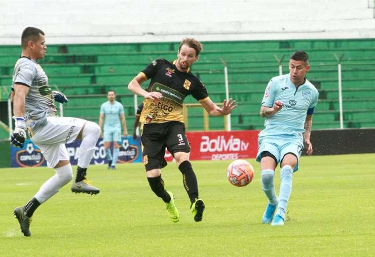 El partido es válido por la fecha 19 del torneo Clausura. Foto. APG Noticias