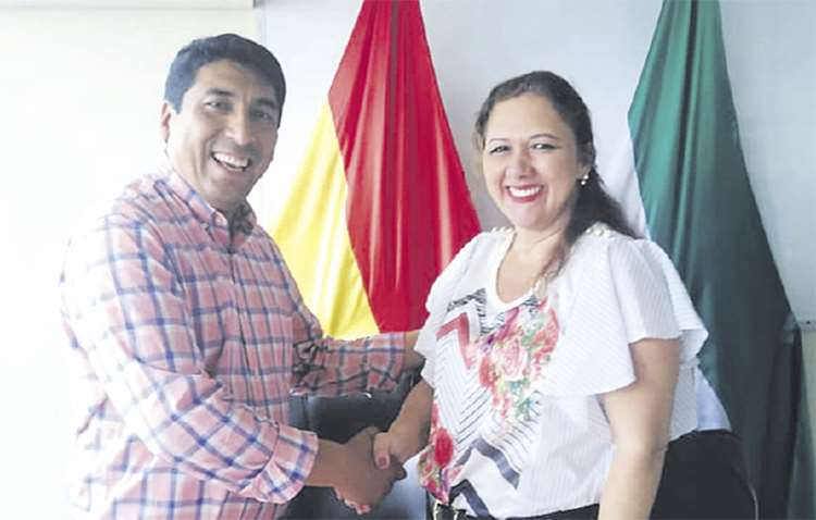 La abogada Eliane Capobianco asumió la dirección regional del INRA. Foto: INRA