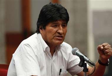 Ellíder cocalero se pronunció en su cuenta en Twitter I Foto: archivo.