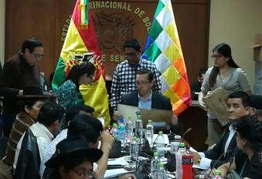 Ortiz encabeza la comisión que selecciona a los vocales del TSE.
