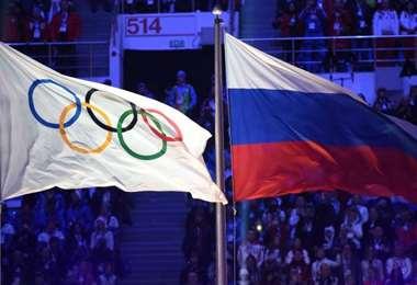 Duro golpe al deporte ruso por parte de la AMA. Foto. Internet