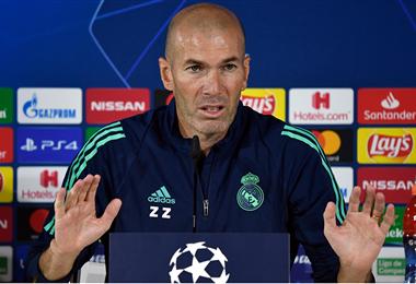 Director técnico del Real Madrid