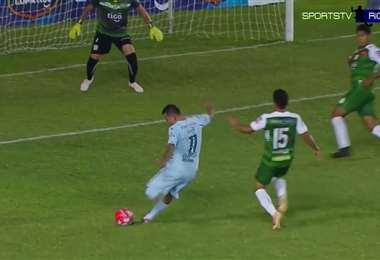 Oriente y Bolívar acabaron 2-2