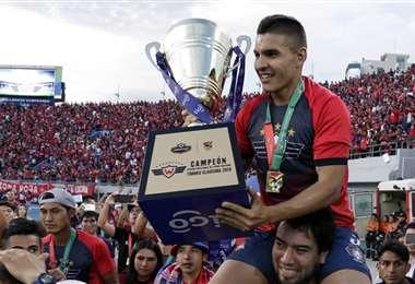 Cristian Chávez es uno de los jugadores más importantes de Wilstermann. Foto: APG