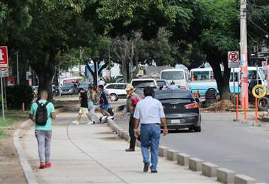 El sistema de Buses de Tránsito Rápido es la principal apuesta para mejorar el transporte. Foto: Jorge Gutiérrez