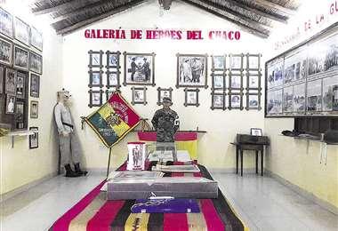 Una vista general del nuevo museo que se encuentra ubicado en la calle Comercio de la ciudad ignaciana. Foto: Carlos Quinquivi