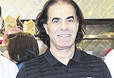 El empresario Abdallah Daher