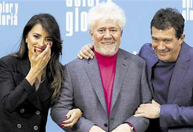 Destacado Antonio Banderas ha trabajado como actor en 99 películas en España y EEUU. Ha dirigido cuatro filmes y produjo seis