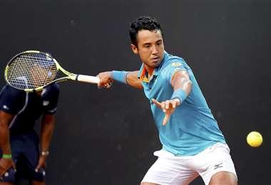Hugo Dellien jugará por primera vez el Abierto de Australia y le tocó el rival más difícil. Foto: Internet