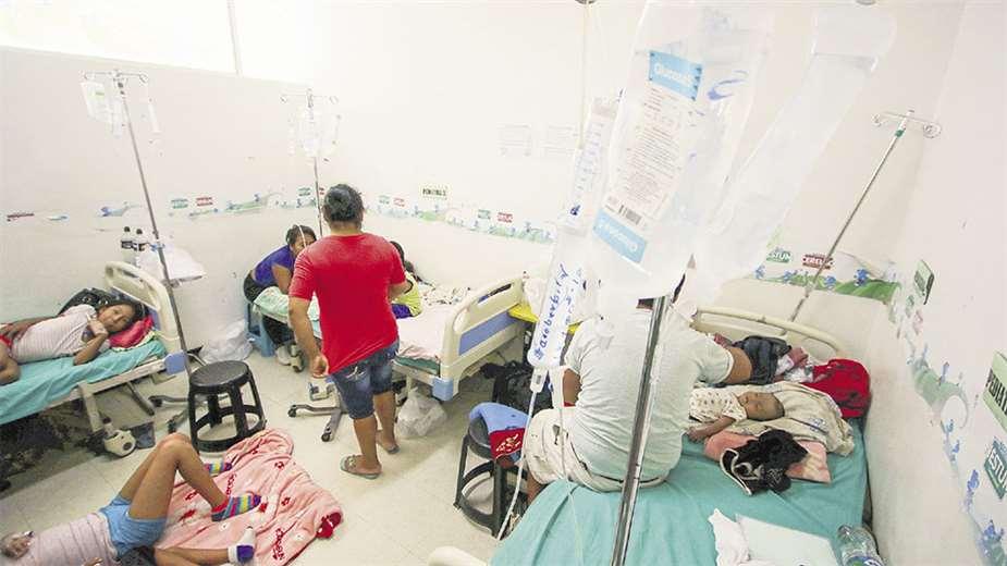 Resultado de imagen para pacientes dengue