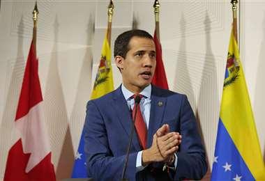 Guaidó busca que Cuba sea parte de la solución a la crisis política de Venezuela. Foto: AFP