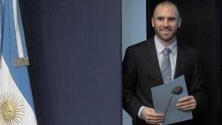 El ministro de Economía argentino está en Nueva York para negociar la deuda con funcionarios del FMI. Foto: Télam