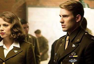 Tuvo un papel secundario en la película de Capitán América del 2011. Foto: canal1.com.co