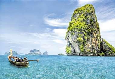 . De ensueño. Son varias las playas tailandesas que encabezan el ranking mundial