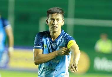 Joselito Vaca firmó hasta diciembre de este año. Foto. Archivo DIEZ