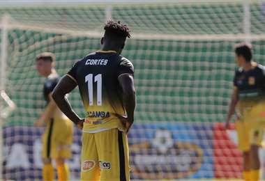 El equipo Cuchuqui no tuvo un buen año en la División Profesional en el 2019. Foto. Archivo DIEZ