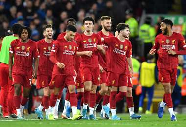 Liverpool es el vigente campeón de la Champions League. Foto. AFP