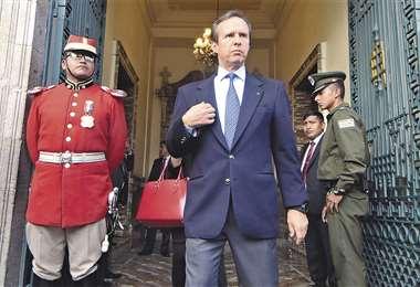 Aseguran que Quiroga renunció a su vocería para evitar mezclar la gestión de Áñez con la política