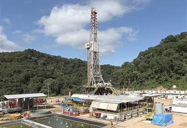 Incahuasi paralizó la producción gasífera hasta nuevo aviso
