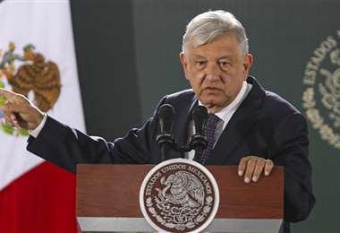 El presidente de México envió una carta al Sumo Pontífice