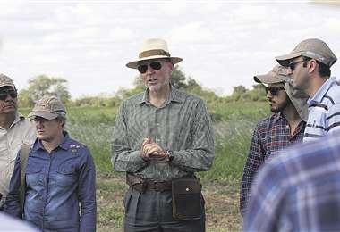 Foto: FAO Bolivia
