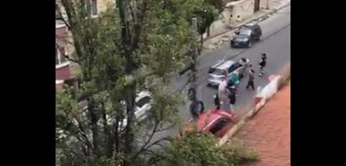 El incidente en La Paz I captura.