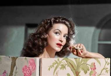 María Felix fue considerada a mediados del siglo XX como una de las mujeres más hermosas