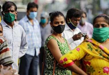 India reporta un aumento de casi 75.000 nuevos casos