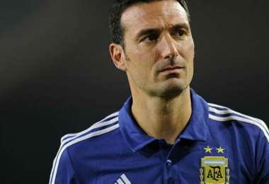 Lionel Scaloni, entrenador de la selección argentina. Foto: internet