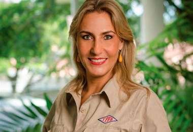 Será la primer mujer que comande la petrolera:/YPFB