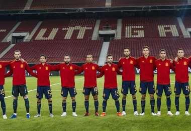 España va por otro triunfo. Foto RFEF