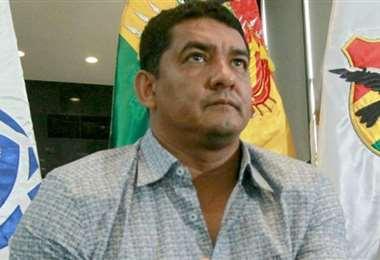 Marcos Rodríguez, dirigente pandino de la FBF. Foto: internet