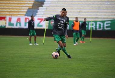 Jaume Cuéllar en uno de los entrenamientos de la selección. Foto: FBF