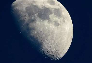 Piensan crear una estación en la Luna. Foto Internet