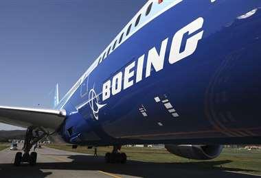 Boeing en el ojo de la tormenta. Foto Internet