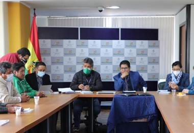 La Aduana y los transportistas definieron una agenda de trabajo conjunta