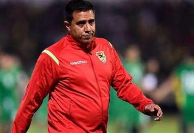 César Farías, entrenador de la selección nacional. Foto: internet