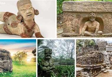 Parte de la cultura olmeca. Foto Internet