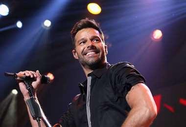Ricky Martin es la mayor estrella de la música pop latina