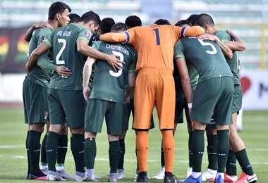 Bolivia cayó ante Brasil y luego frente a Argentina. Foto: APcio de las eliminatorias. Fot