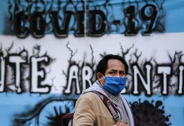 Argentina cruza la barrera de 25.000 muertos por Covid-19