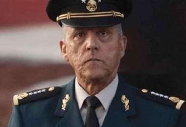 El exministro Salvador Cienfuegos Cepeda. Foto Internet