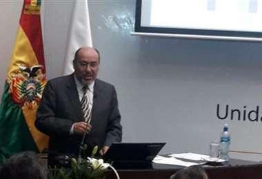 Ramiro Rivas es director de la UIF desde noviembre de 2019