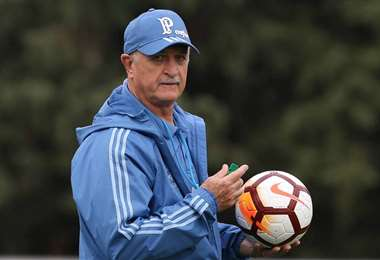 Luiz Felipe Scolari es el nuevo DT del Cruzeiro. Foto: internet